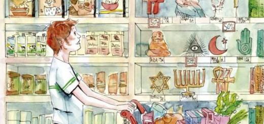supermercado religiones