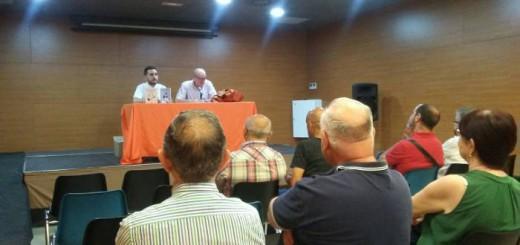 Conferencia en Aldaia sobre laicismo y Blasco Ibanez 2017 b