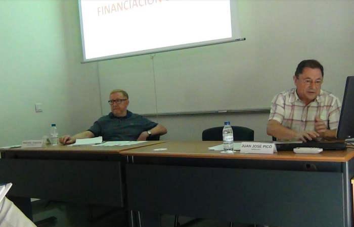Curso Alicante 2017 Juanjo y Rafael Cuesta