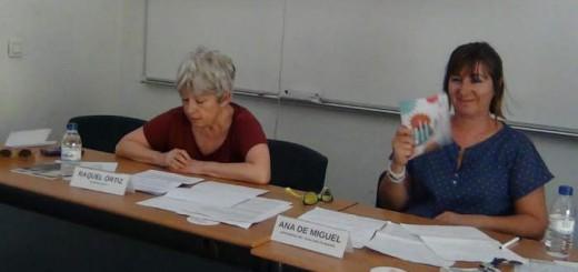 Curso Alicante 2017 Raquel y Ana de Miguel