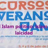 Curso verano UAM 2017 Islam politico y laicidad