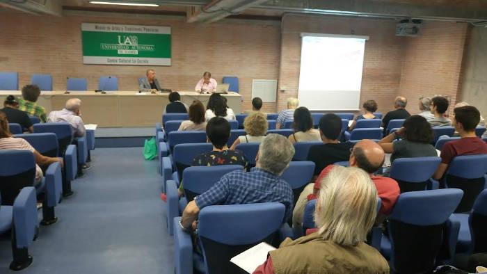 Curso verano UAM 2017 paco y w