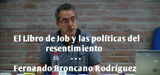 El libro de Job curso UAM Fernando Broncano
