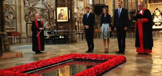Felipe-VI-Letizia-Abadia-Westminster 2017