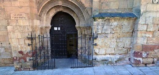 Iglesia San Julian y Santa Basilisa Salamanca