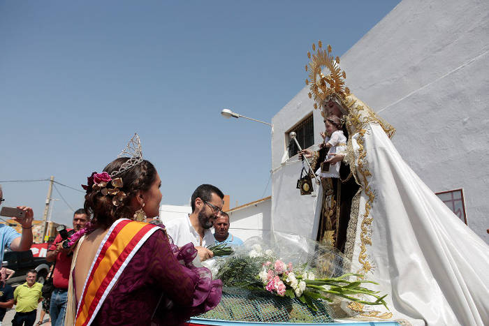 La Linea Virgen del Carmen 2017