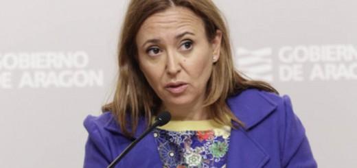 Mayte-Perez consejera Educacion Aragon 2017