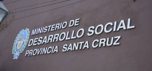 Ministerio Santa Cruz Argentina