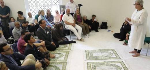 Seyran Ates mezquita liberal Alemania 2017