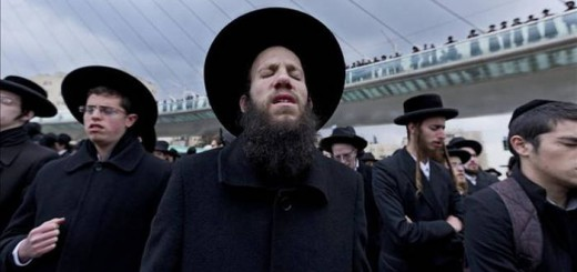 Ultraortodoxos judios Israel