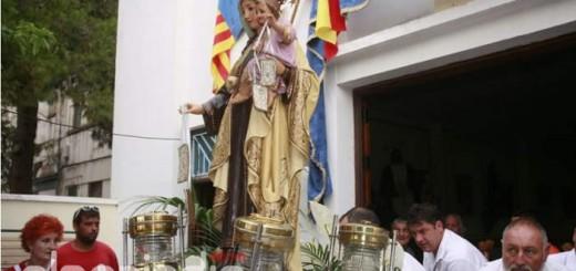 Virgen del Carmen Burriana 2017