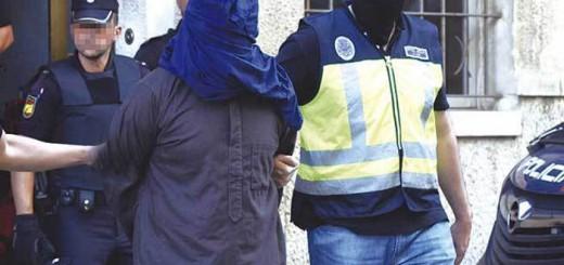 Yihadista detenido en Inca 2017