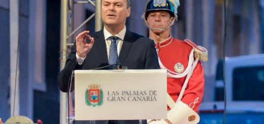 alcalde Las Palmas 2017
