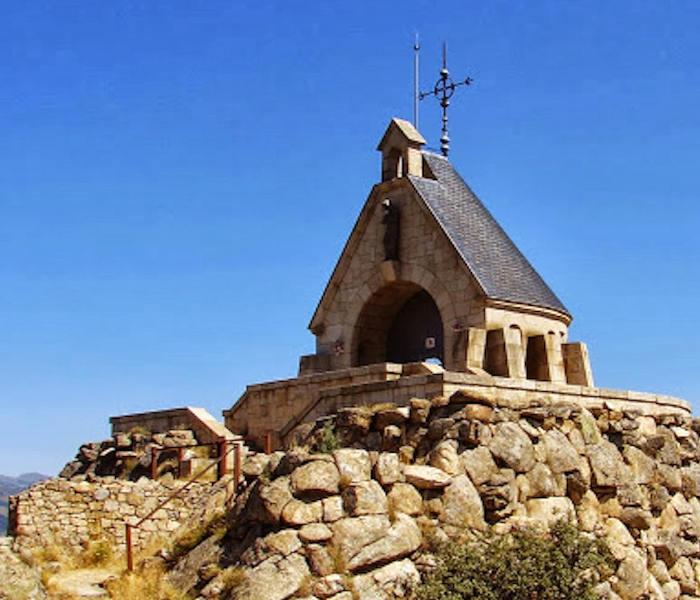 altar mayor via crucis valle de los caidos