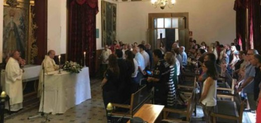 altar ny misa salon de plenos ayuntamiento Elche 2017