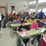 aula colegio Ceuta