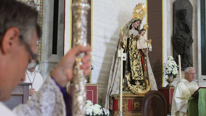 bendicion virgen del Carmen Huelva 2017