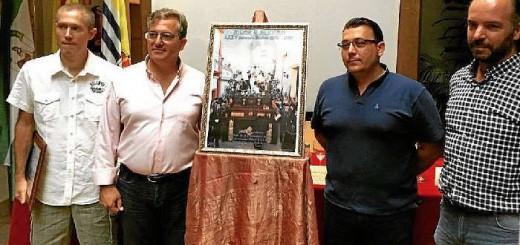 cartel La Piedad Isla Cristina 2017 autoridades