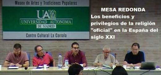 curso UAM 2017 mesa privilegios