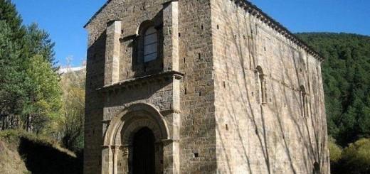 ermita de Iguacel Huesca