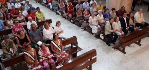 gobierno de Ceuta misa rociera 2017