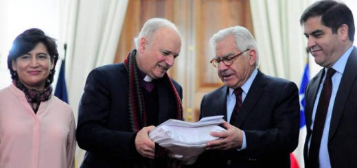 iglesias cristianas firmas contra aborto al gobierno Chile 2017