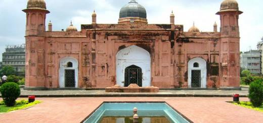 mezquita Dacca Bangladesh