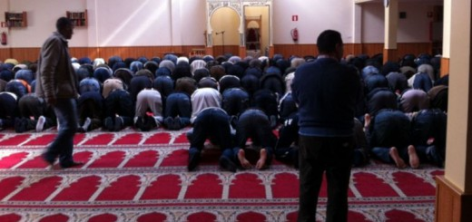 mezquita rezo