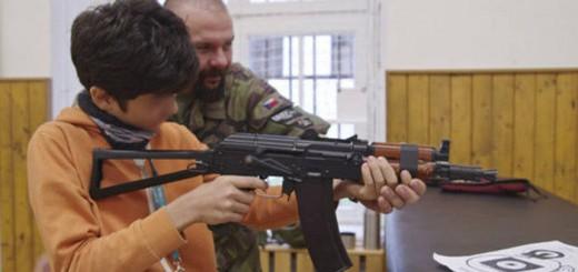 militares escuelas checas 2017