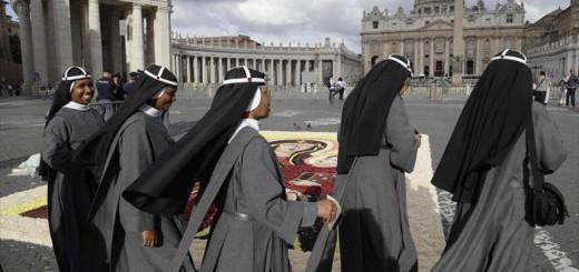 monjas Vaticano