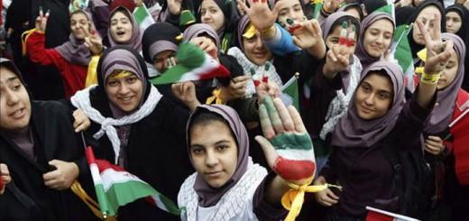 mujeres Iran 2017