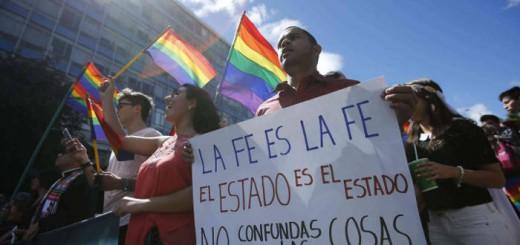 orgullo gay Bogota Colombia