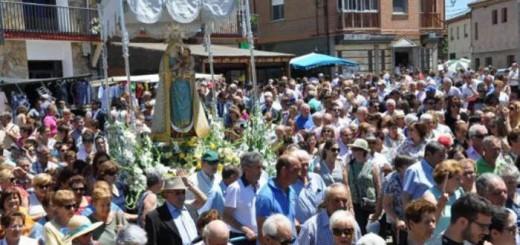 procesion alcanices Zamora 2017