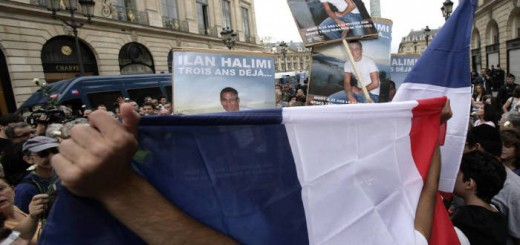 protesta asesinato judia Paris 2017