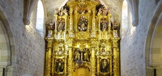 retablo Poza de la Sal en Burgos