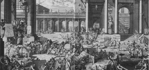 Academia de las Ciencias Paris 1698