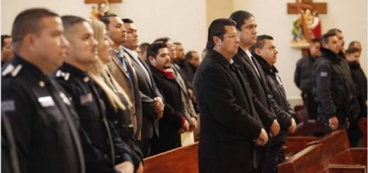 Alcalde Juarez en actos religiosos 2017