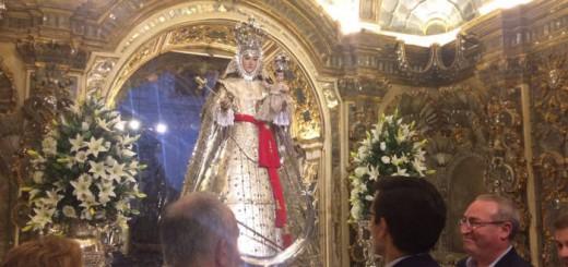 Alcalde Virgen del Rosario a