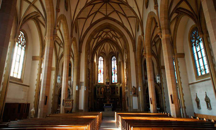 Cetedral de Espira Alemania