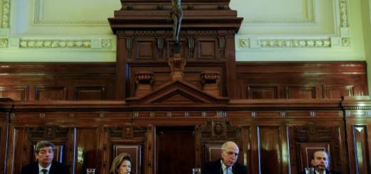 Corte Suprema Argentina crucifijo 2017