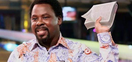Joshua profeta nigeriano condecorado Paraguay 2017