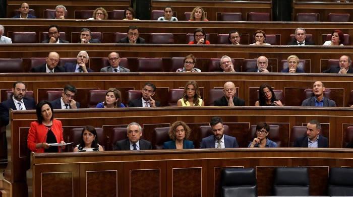 PSOE en el Congreso 2017