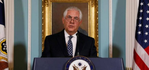 Secretario de Estado USA 2017