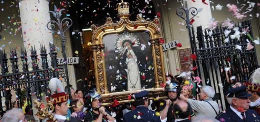 Virgen de la Paloma Madrid