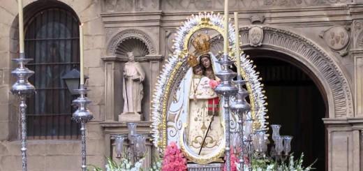 Virgen de las Mercedes Alcala la Real Jaen