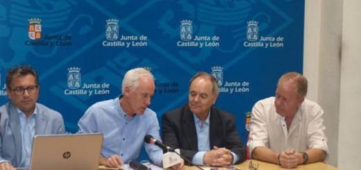 alcalde Valdeolmillos en Palencia y delegado diocesano 2017