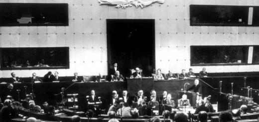 asamblea de Europa 1950