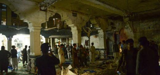 atentado mezquita Afganistan 2017