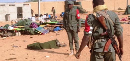 atentado yihadista en Mali 2017