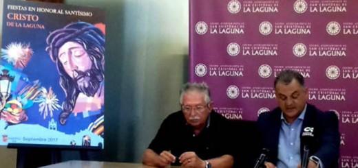 cartel cristo La Laguna 2017